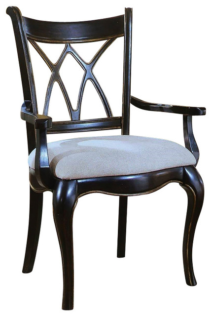 Hooker Furniture Preston Ridge X Back Chair Set Of 2 Arm