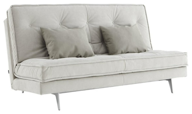 Nomade express bed settee r tro canap lit for Canape lit ligne roset