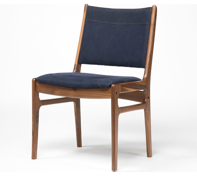 Four Hands Bina Side Chair Midcentury Living Room