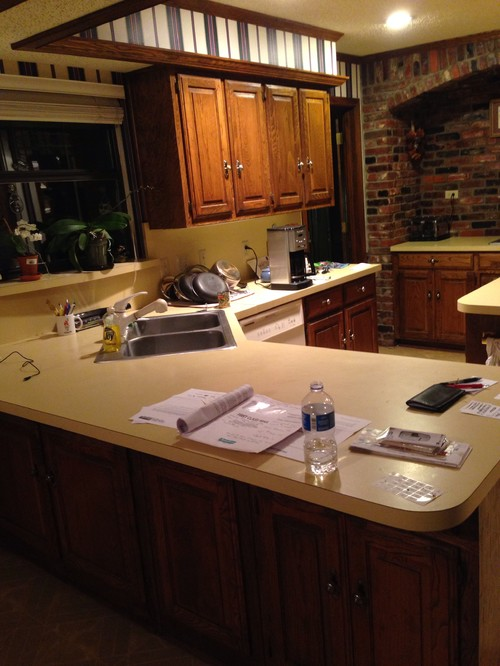 How To Update Kitchen On A Budget