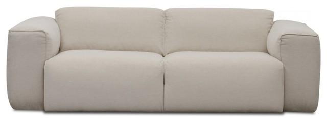 2 sitzer sofa hudson beige modern sofas by fashion4home gmbh. Black Bedroom Furniture Sets. Home Design Ideas