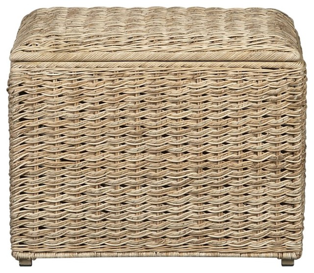 Westport Natural Storage Cube Crate Barrel Eclectic