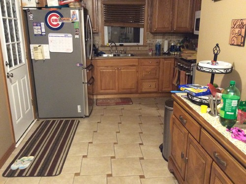 Need Help For My Tiny Kitchen