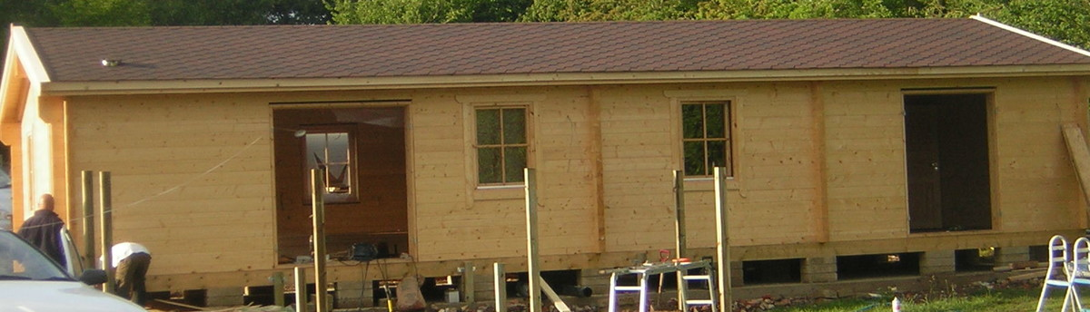 Finestam log cabins ltd ringwood hampshire uk bh24 1he for Home decor uk ltd