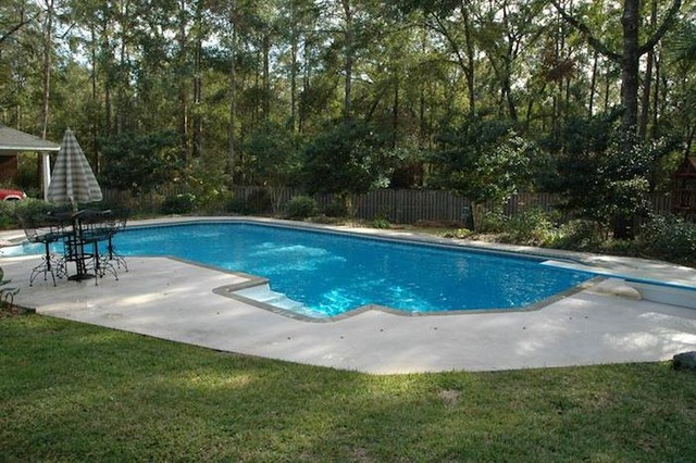 Vinyl liner pools for Piscina yale