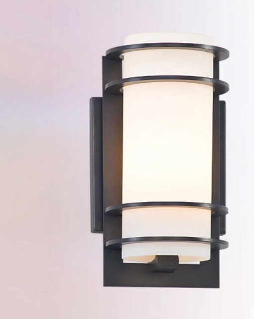 Vibe Outdoor Wall Sconce - Modern - Outdoor Wall Lights And Sconces - by Lightology