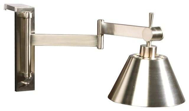 Wall Sconces Ethan Allen : Mountable Metal Extension Lamp - Modern - Wall Sconces - by Ethan Allen