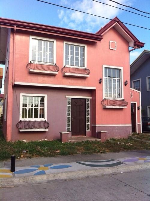 Exterior Paint Colour