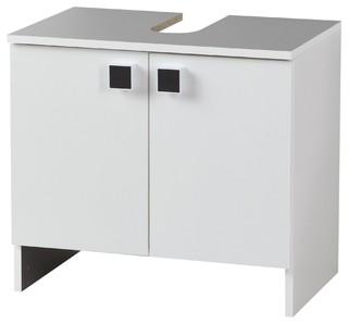 clipo meuble sous vasque 60cm bauhaus look. Black Bedroom Furniture Sets. Home Design Ideas