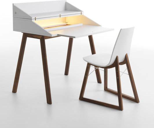 bureau schreibtisch skandinavisch schreibtische aufs tze sonstige von horm it. Black Bedroom Furniture Sets. Home Design Ideas