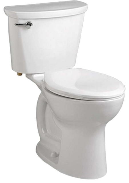 American Standard 215f Cadet Pro Compact 14 Rough Intoilet White Modern Toilets