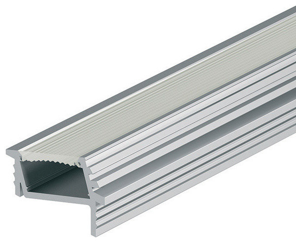 Hafele 833.72.772 Loox Extrusion For LED, 2013/2015, Angled Recessed Mount - Contemporary ...