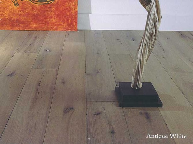 Duchateau floors antique white european white oak the for Reclaimed wood flooring san francisco