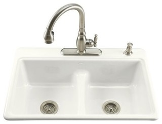 ... Kitchen Sink - Traditional - Kitchen Sinks - denver - by PlumbingDepot
