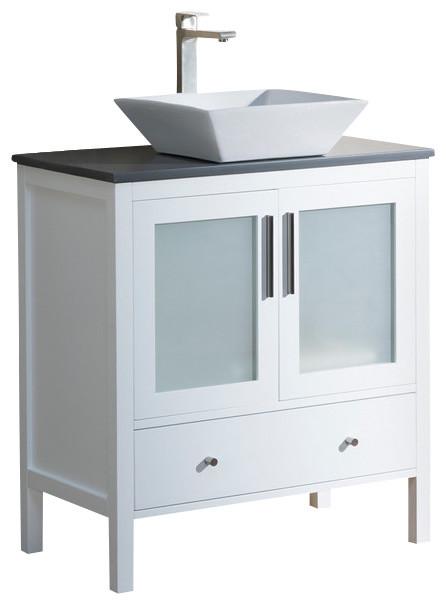 Modern bathroom vanities and sink consoles by bathroom place