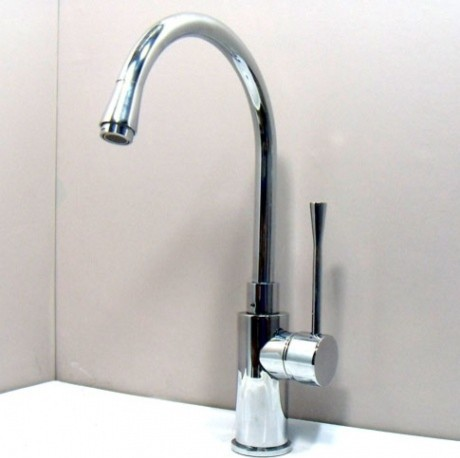 modern single handle chrome kitchen faucet modern kitchen faucets