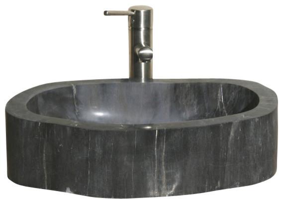Traditional Bathroom Sink : ... BK3 Vessel Sink - Traditional - Bathroom Sinks - by Powerhouse