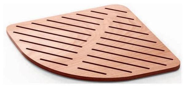 Marine Plywood Bathroom Floor : In shower mat marine plywood contemporary