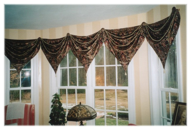 KM Home Traditional Manchester NH By Curtains Claire