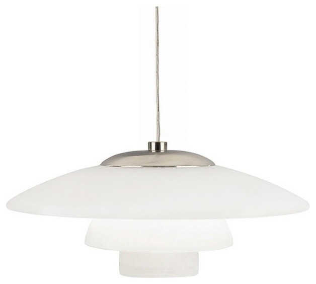 Tech Lighting Sydney Low Voltage Monopoint Pendant With Canopy White Cont