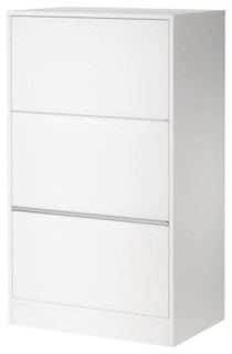 ASPVIK Cabinet with file drawer - Scandinavian - Filing Cabinets - by IKEA