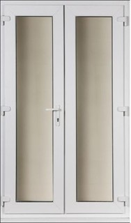 Model 5 french door set 1490mm wide modern patio for 1500mm french doors