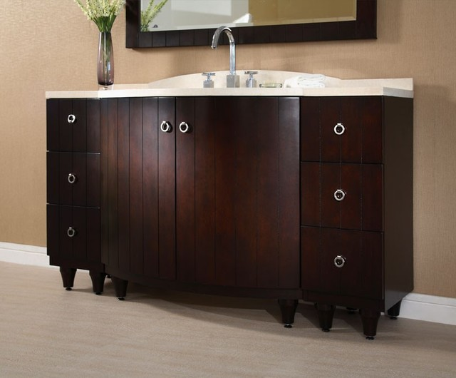Luxury Bathroom Vanities Contemporary Bathroom Vanities And Sink Consoles Los Angeles By