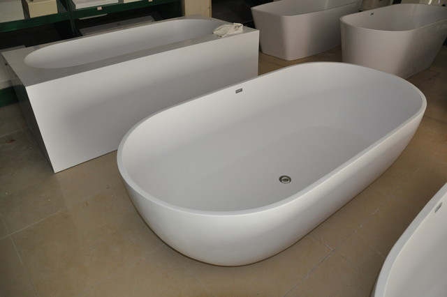 Modern Freestanding Bathroom Bathtub Modern Bathtubs Other Metro By S