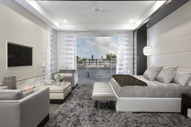 modern home in fort lauderdale modern bedroom miami by britto