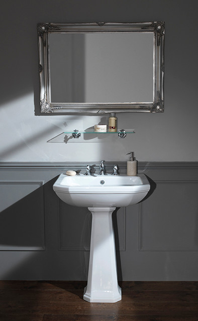 Empire 2015 traditional bathroom sinks by silverdale Empire bathrooms
