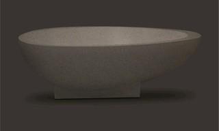 apaiser reflection bathtub with base modern bathtubs melbourne by apa. Black Bedroom Furniture Sets. Home Design Ideas