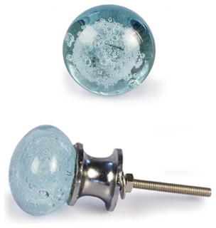 ... Silver Base - Contemporary - Cabinet And Drawer Knobs - by Knobco