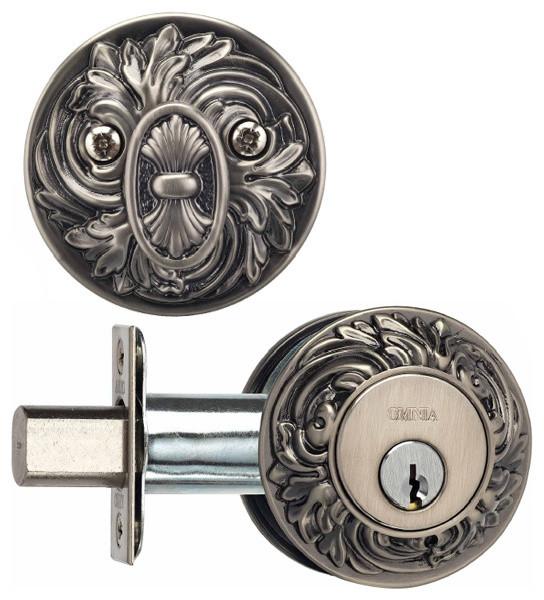 Victorian Style Deadbolt - Victorian - Door Locks - miami - by US Homeware/Doorware.com