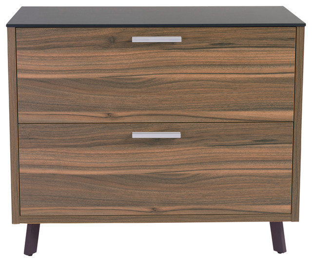 Hart Lateral File Cabinet - Contemporary - Filing Cabinets - by Euro ...