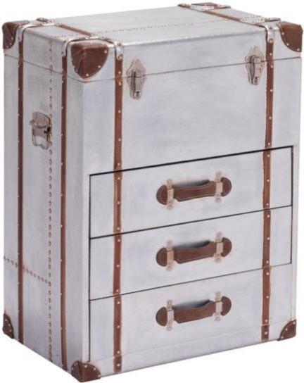 Descombes Flip Top Trunk - Transitional - Decorative ...