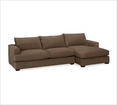 sofa with chaise sectional everydayvelvet traditional sectional sofas