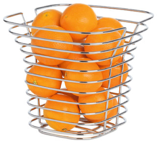 Wire Basket Modern Fruit Bowls And Baskets By Sks Usa