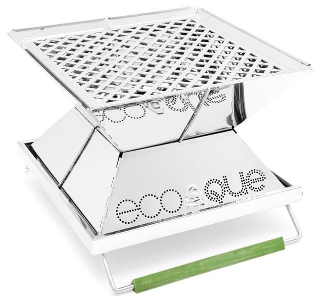 Portable Grill Contemporain Barbecue Par A R
