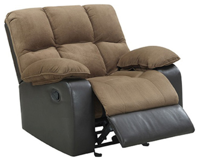 David Glider Reclining Chair Contemporary Gliders by