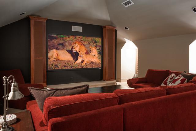Jacksonville real estate modern home theatre for Modern house jacksonville
