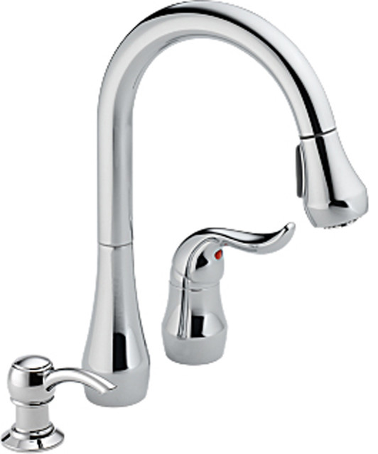 peerless p188102lf sd pull down kitchen faucet kitchen moen water faucets replacement parts peerless faucets