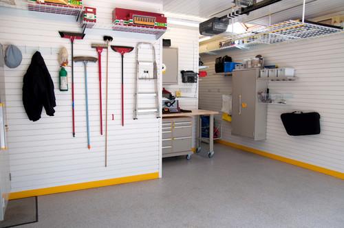 Recent garage projects by Garageflex