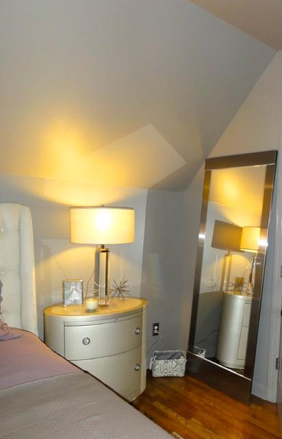 Bedroom renovation for Accents salon salisbury md