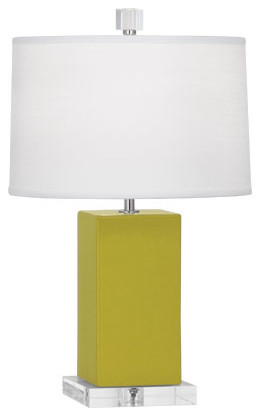 robert abbey harvey accent lamp ci990 modern table lamps by
