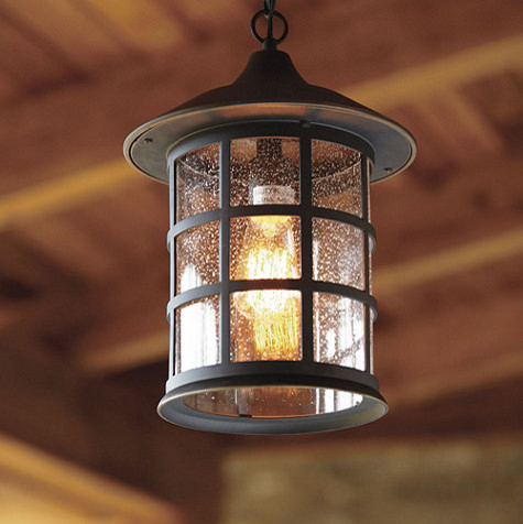 Bolton Outdoor Pendant Farmhouse Outdoor Hanging