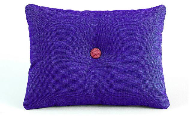 dot melange kissen lila hay design contemporary scatter cushions by found4you. Black Bedroom Furniture Sets. Home Design Ideas