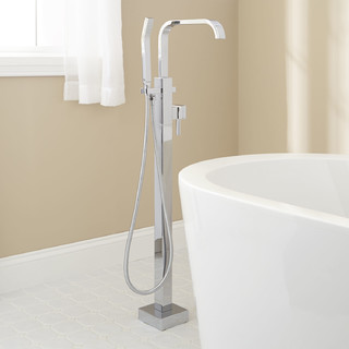 ersa freestanding tub faucet modern bath taps cincinnati by