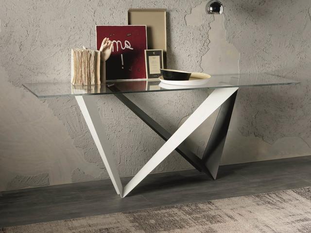 Westin Modern Italian Console Table By Cattelan Italia 1 Modern