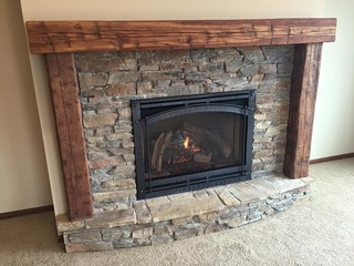 Heat & Glo 8000CLX Gas Fireplace