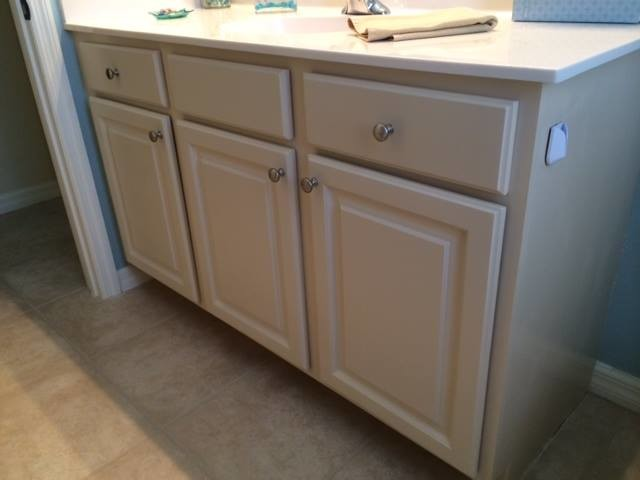 Kitchen cabinet refinishing tampa by coastal cottage for Kitchen cabinets tampa